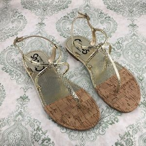 Sam Edelman Circus Bridget Flat Sandal Flip Flops